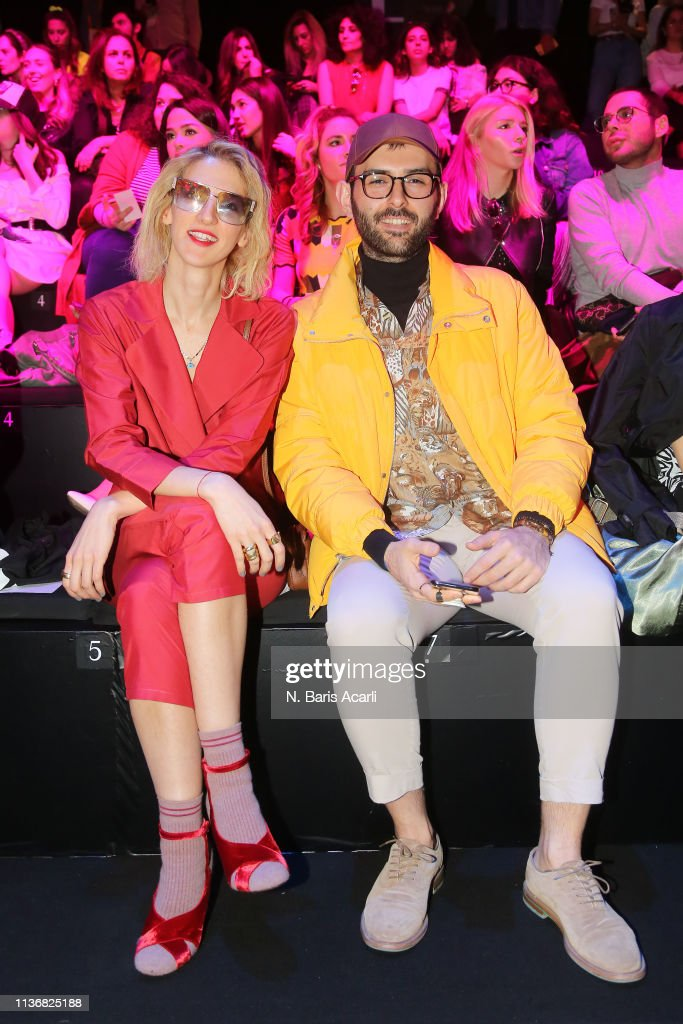 TUR: Celebrity Sightings - Mercedes-Benz Fashion Week Istanbul - March 2019 - Day 1