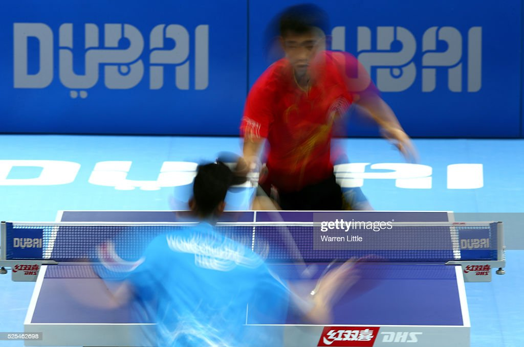 Nakheel Table Tennis Asian Cup 2016 - Day One