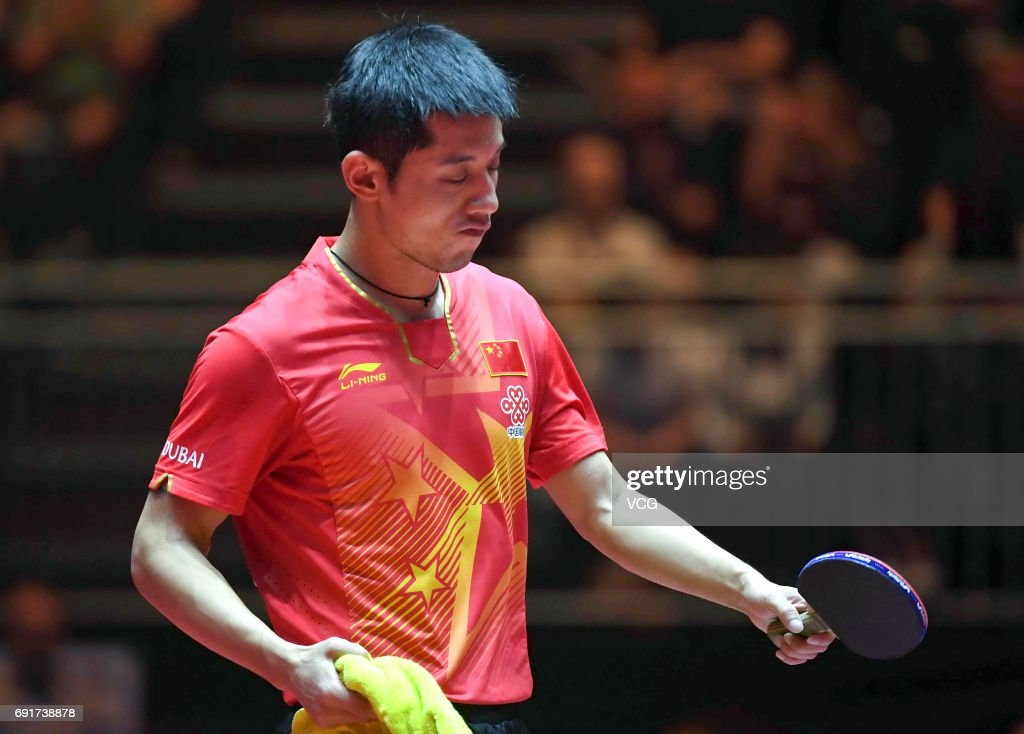 World Table Tennis Championships - Day 5