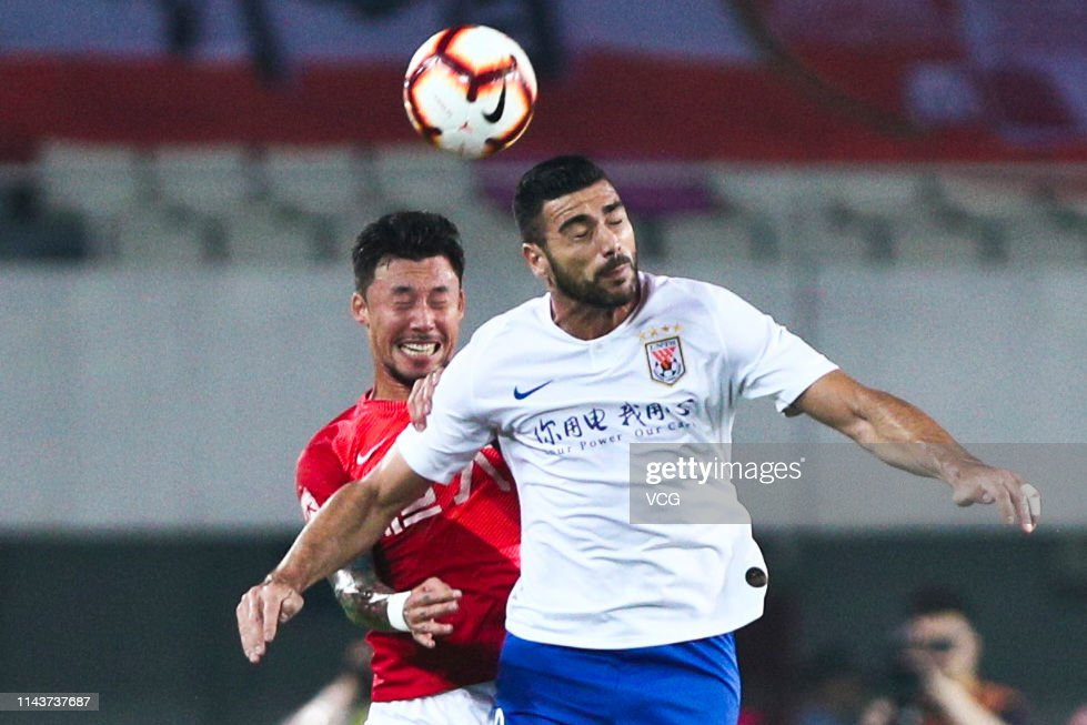 CHN: Guangzhou Evergrande v Shandong Luneng - 2019 Chinese Super League