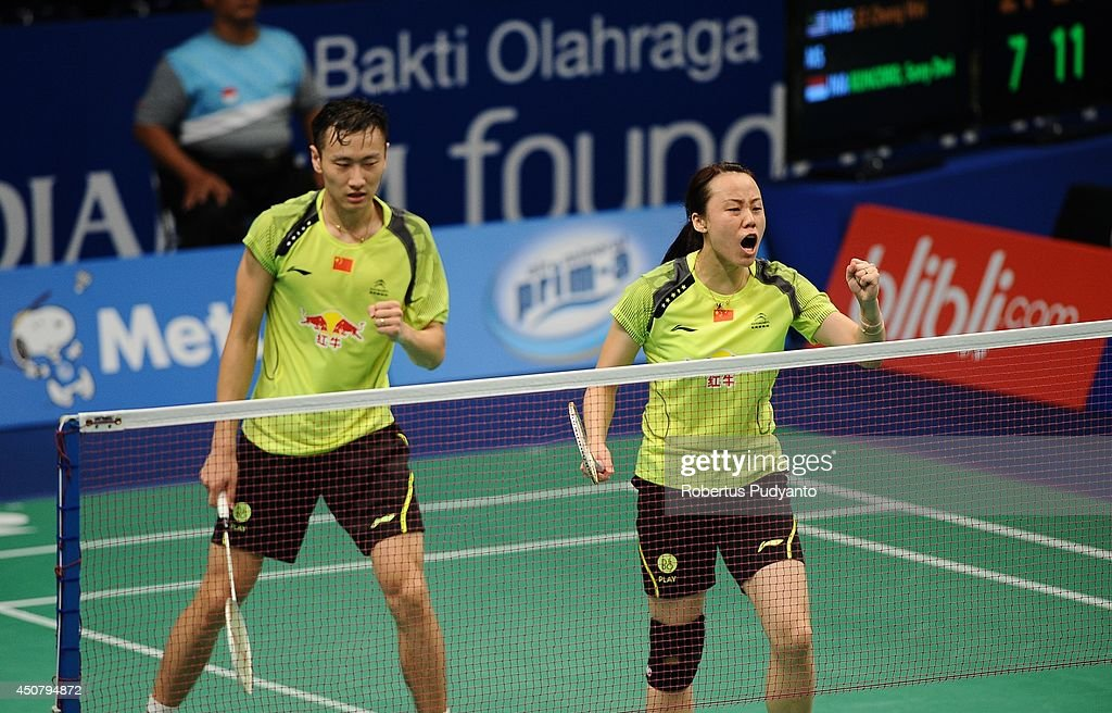 BCA Indonesia Open 2014 MetLife BWF World Super Series Premier