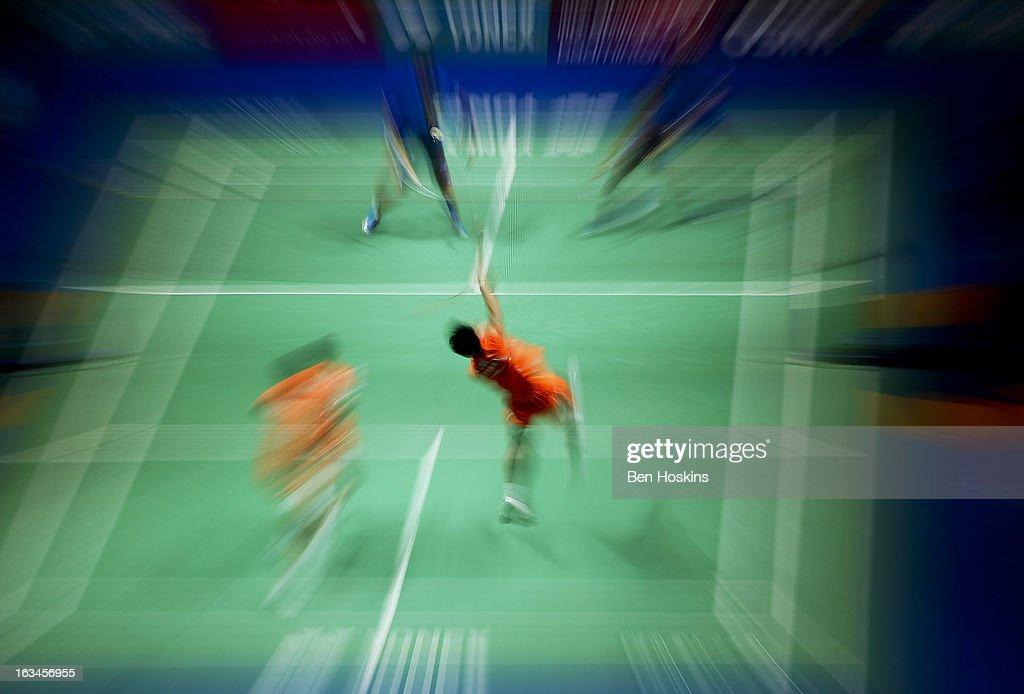 Yonex All England Badminton Open Championship 2013 - Day Six : News Photo