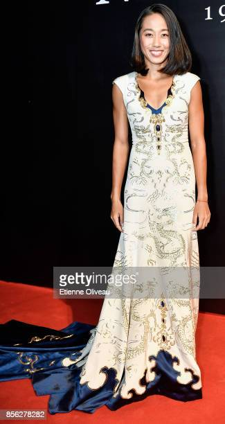 Zhang Shuai of China attends the 2017 China Open Player Party at Beijing Olympic Tower on October 1, 2017 in Beijing, China.