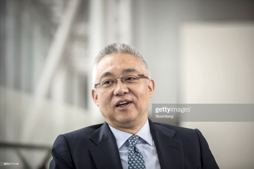 Citic Capital Holdings Ltd. Chairman And CEO Zhang Yichen Interview