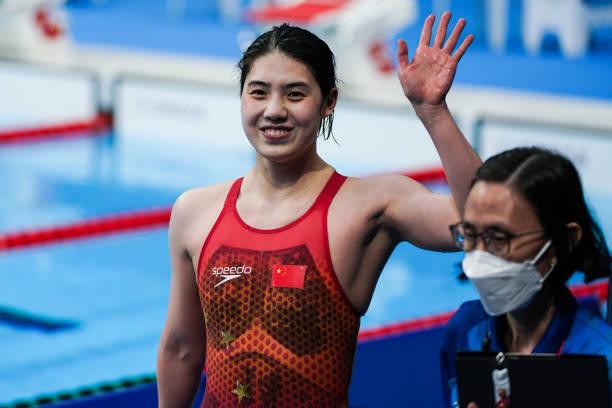 JPN: Swimming - Tokyo 2020 Olympics - Day 3