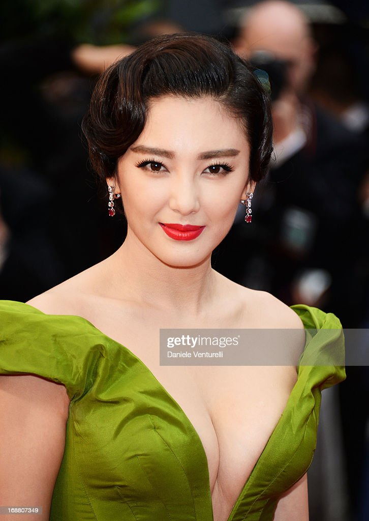 Zhang Yuqi attends the Opening Ceremony and premiere of 'The Great Gatsby' during the 66th Annual Cannes Film Festival at Palais des Festivals on May 15, 2013 in Cannes, France.