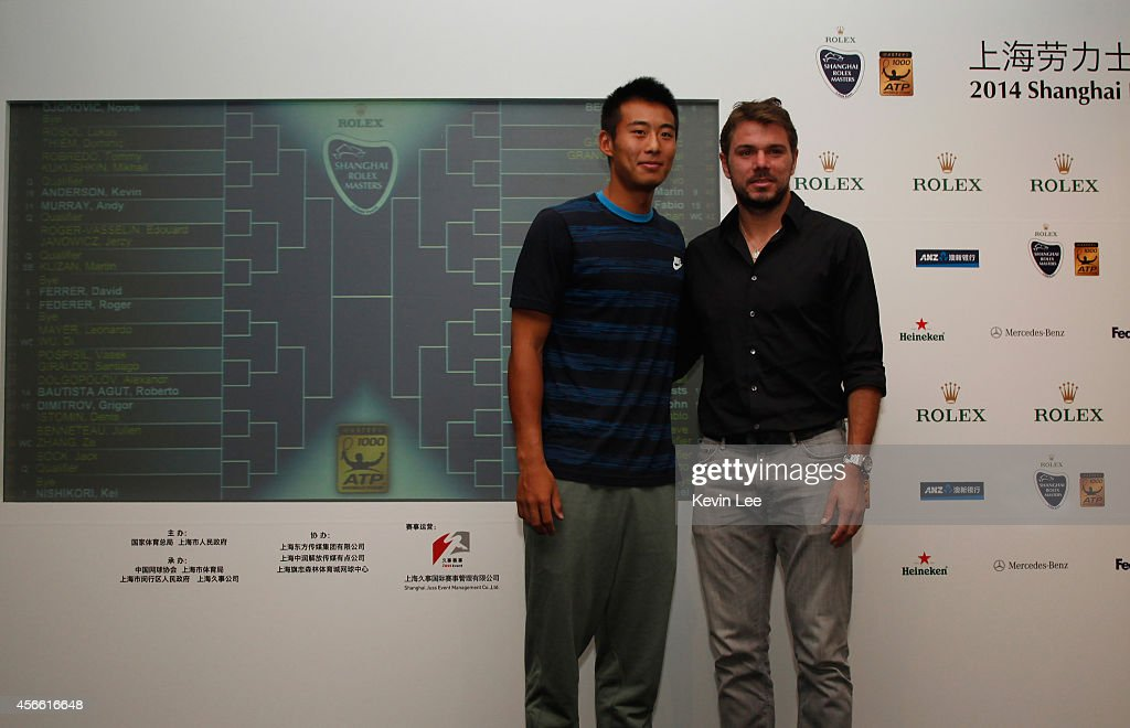2014 Shanghai Masters Official Draw