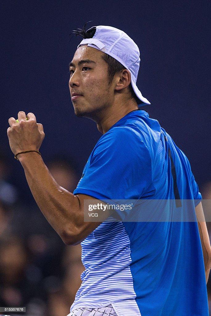 2016 ATP Zhuhai Challenger - Men's Singles Final