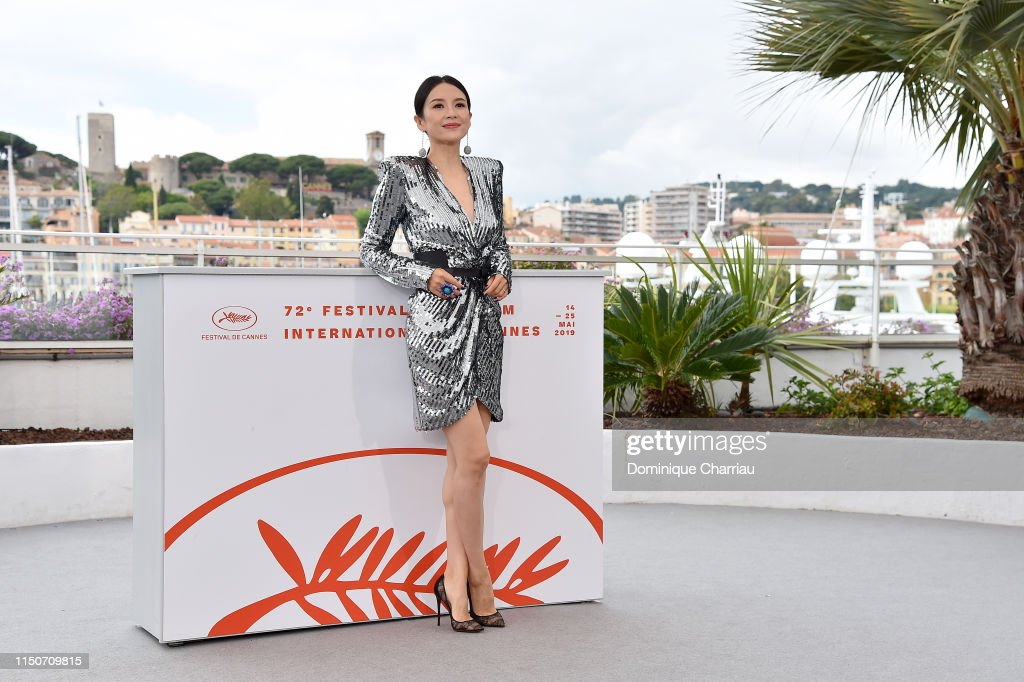 "FRA: ""Rendez Vous With Zhang Ziyi"" Photocall -  The 72nd Annual Cannes Film Festival"