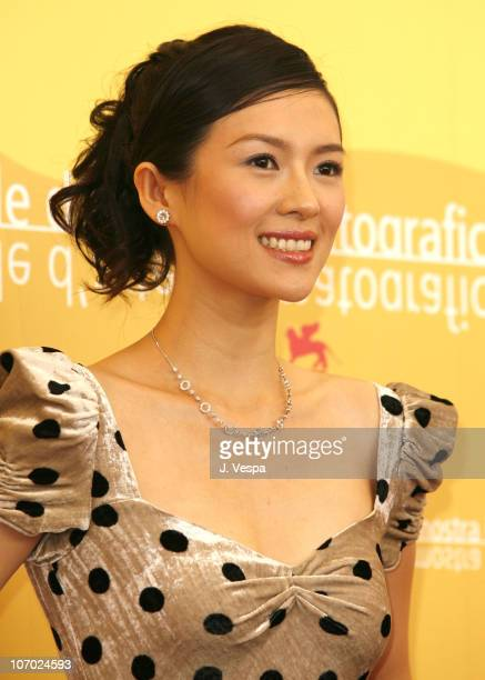 Zhang Ziyi during The 63rd International Venice Film Festival 'Yeyan' Photocall at Palazzo del Casino in Venice Lido Italy