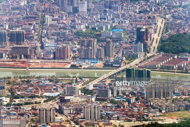 Zhangjiajie City, Hunan, China