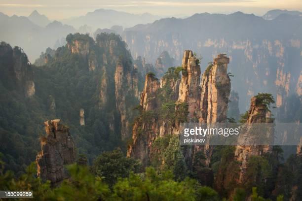 Zhangjiajie Landscapes