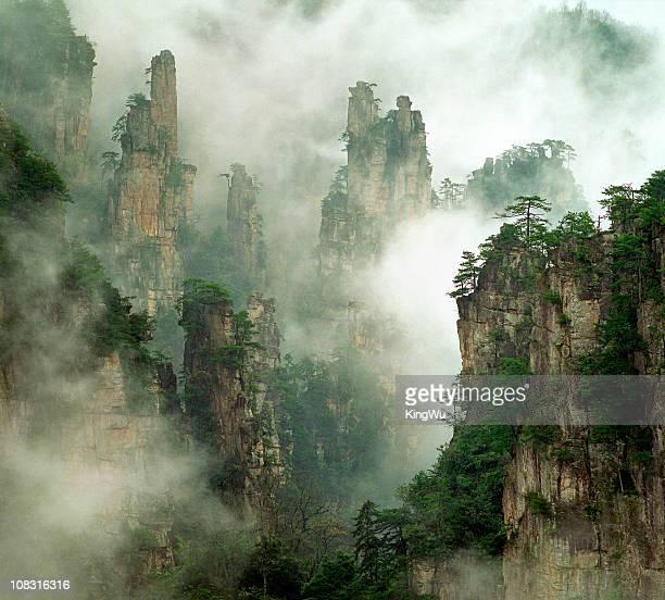 Zhangjiajie National Forest