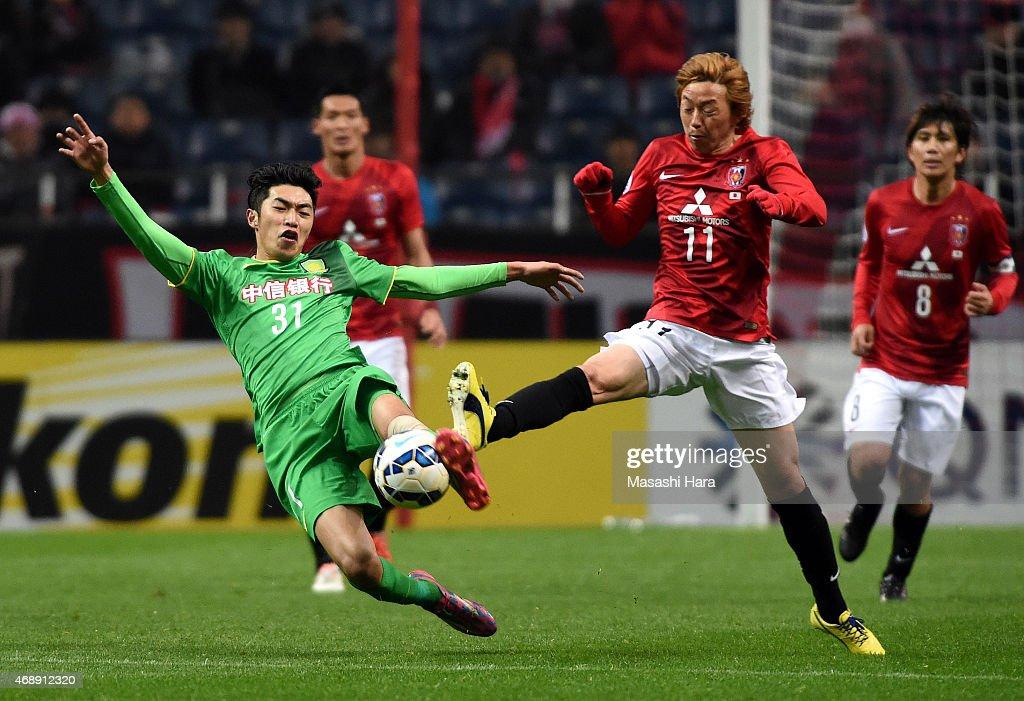 Urawa Red Diamonds v Beijing Guoan - AFC Champions League Group G