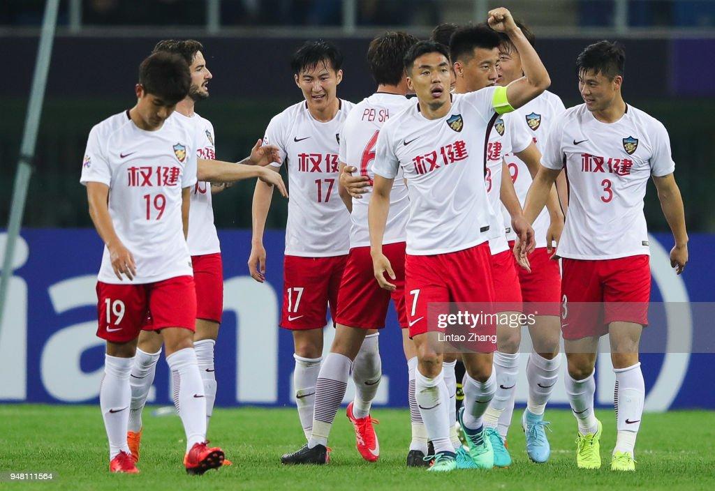 Tianjin Quanjian v Kashiwa Reysol - AFC Champions League Group E