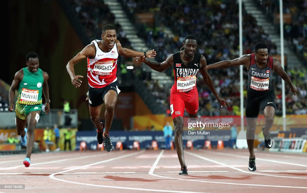 Athletics - Commonwealth Games Day 8