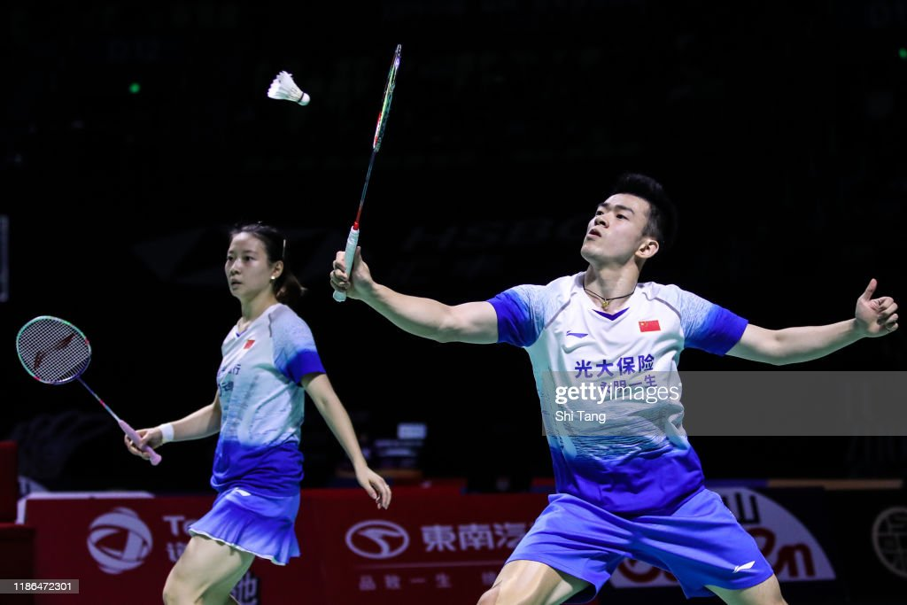 Fuzhou China Open 2019 - HSBC BWF World Tour Super 750 - Day 5 : News Photo