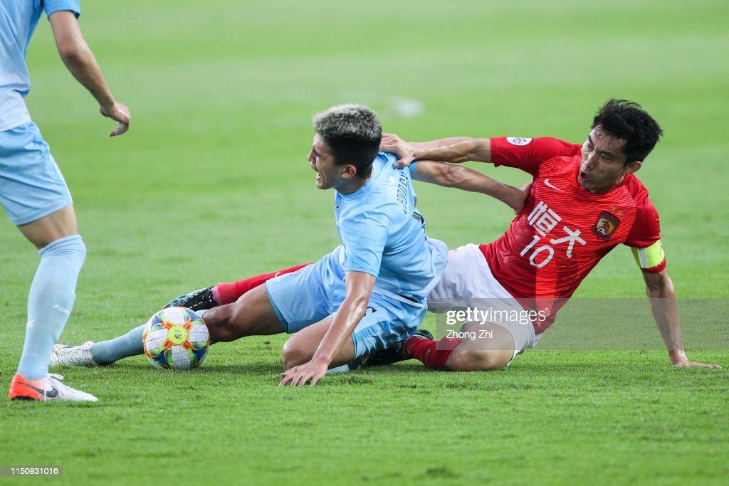 CHN: Guangzhou Evergrande v Daegu - AFC Champions League Group F