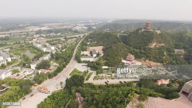 zhengzhou henan china. - 鄭州市 ストックフォトと画像