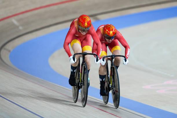 JPN: Cycling Track - Tokyo 2020 Olympics - Day 10