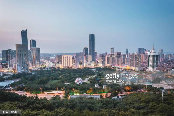 zhongshan district labor park - zhongshan stock-fotos und bilder