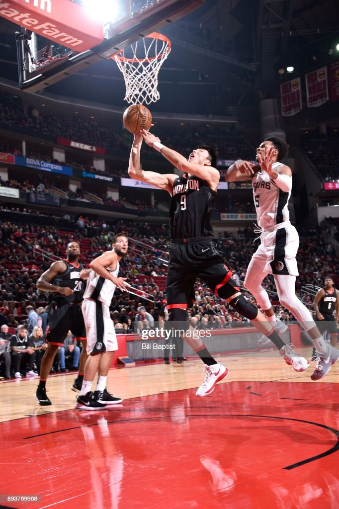 San Antonio Spurs v Houston Rockets