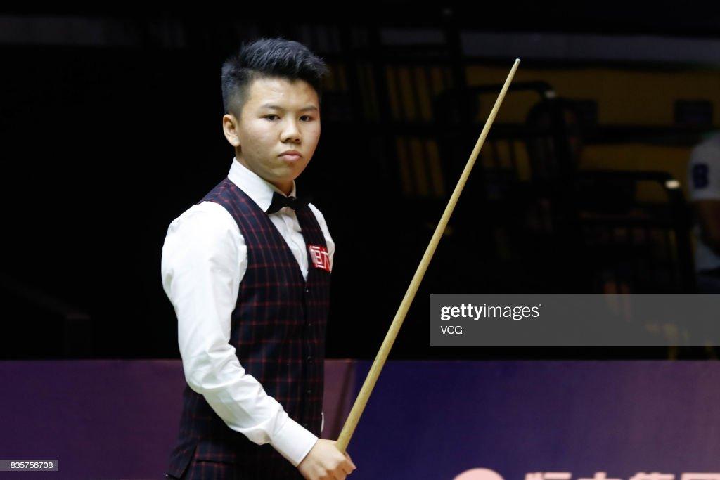 Evergrande 2017 World Snooker China Champion - Day 5