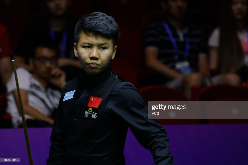 2017 Snooker World Cup - Day 3