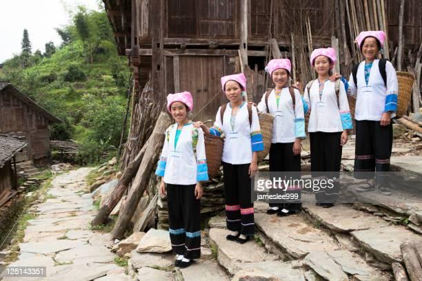 Zhuang Ethnic Minority