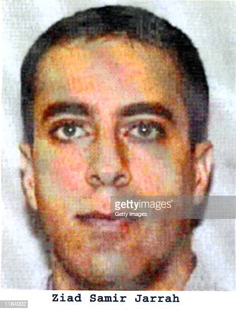 Ziad Samir Jarrah, one of the suspected hijackers of United Airlines that crashed in rural southwest Pennsylvania on September 11, 2001 during a...