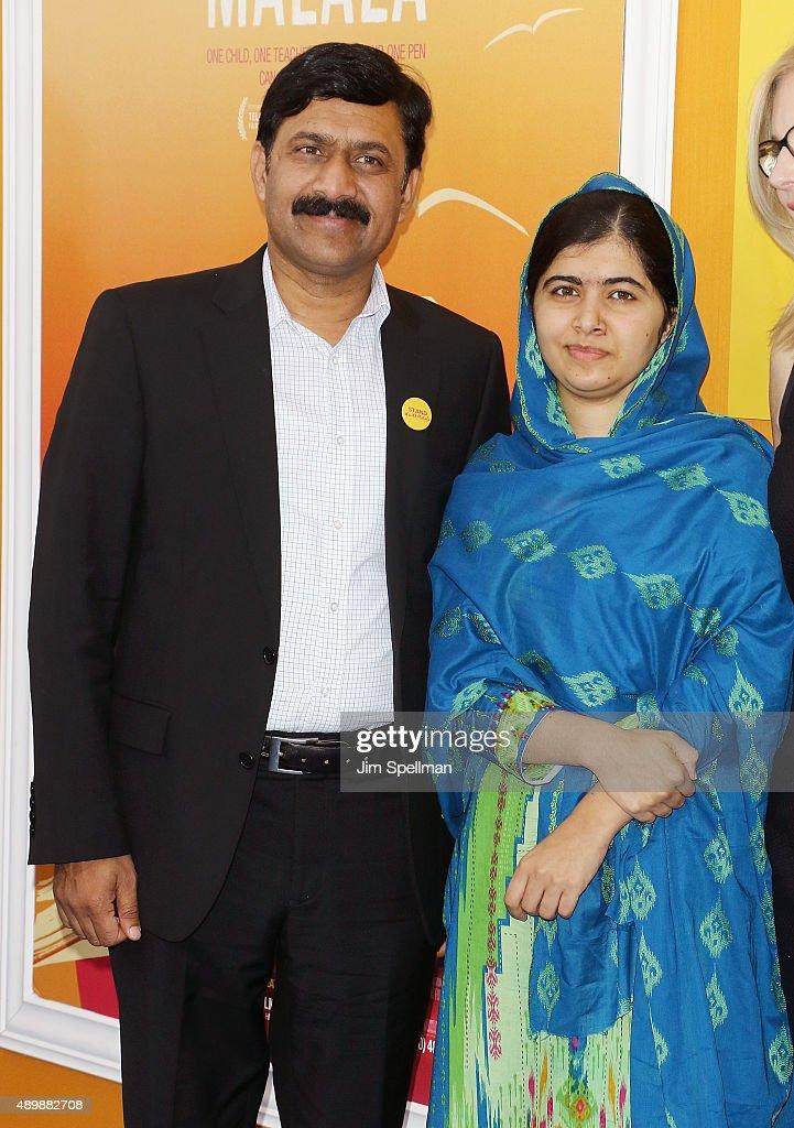 """""""He Named Me Malala"""" New York Premiere"""