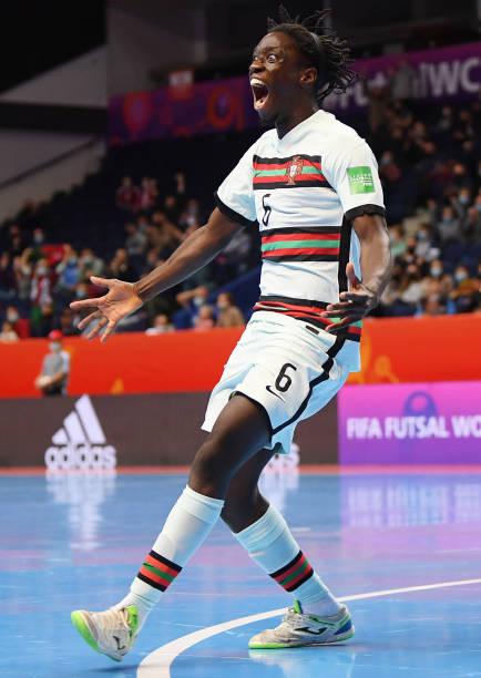 LTU: Spain v Portugal: Quarter Final - FIFA Futsal World Cup 2021