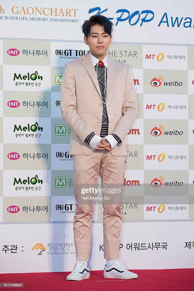 The 5th Gaon Chart K-Pop Awards : News Photo