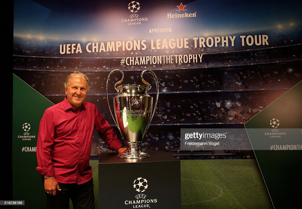 Heineken Champions League Trophy Tour