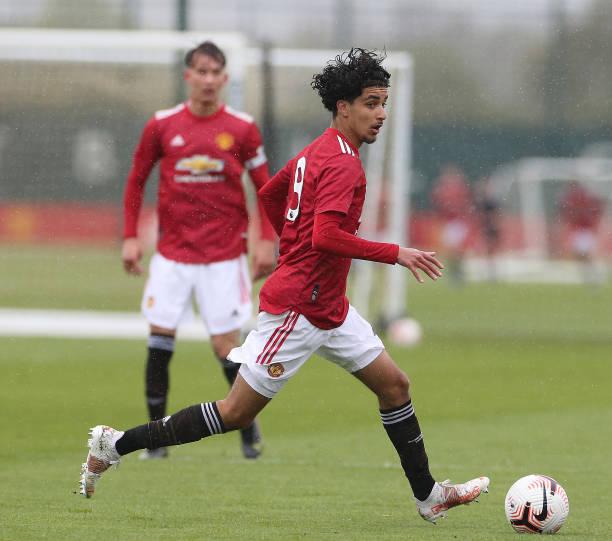 GBR: Manchester United v Middlesbrough: U18 Premier League