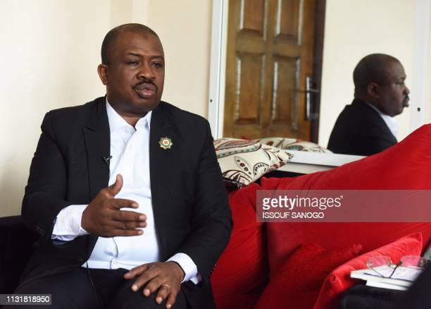 Zie Daouda Coulibaly Ivorian parliament member for the Yopougon district of Abidjan member of the Democratic Party of Ivory Coast and president of...