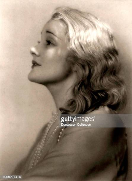 Ziegfeld actress Jeanne Eagels poses for a a portrait in circa 1915