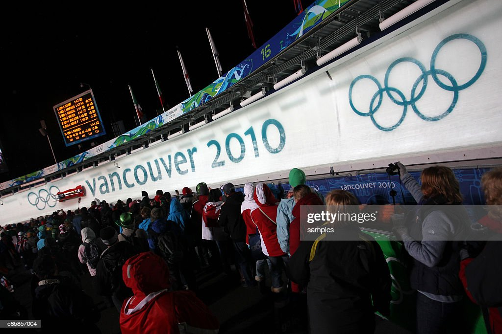 Vancouver 2010 - Bobsled - Women's Double : ニュース写真