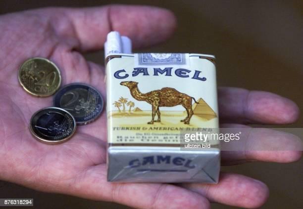reputable site 38de0 f6428 Zigarettenschachtel der Marke