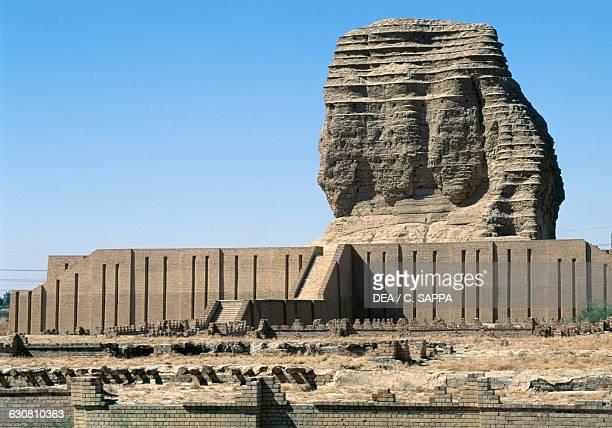 Ziggurat 1500 BC Aqar Quf Iraq Kassite civilisation 16th century BC