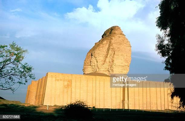 Ziggurat of Agar Quf DurKurigalzu Iraq 1977 Ziggurats were temple towers of terraced pyramid form built by the ancient civilizations of Mesopotamia...