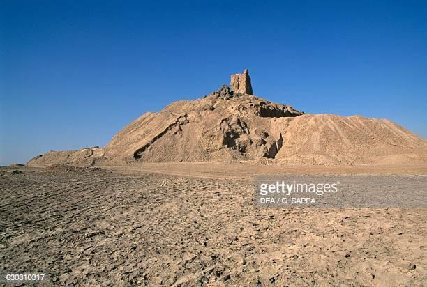 Ziggurat of Borsippa Birs Nimrud in Babil Governorate Iraq