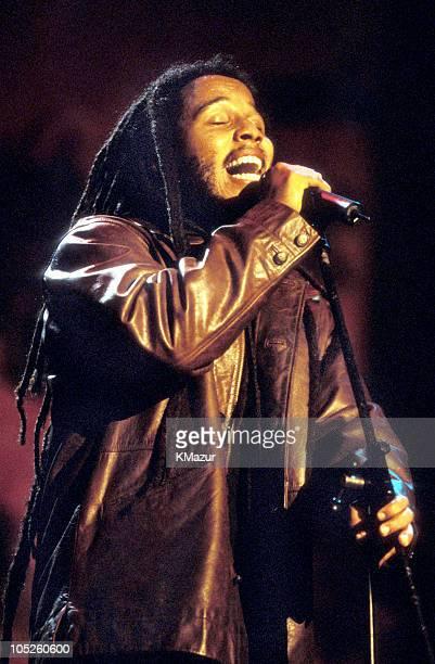 Ziggy Marley during TNT Bob Marley All Star Tribute at James Bond Beach in Oracabeca Beach Jamaica Jamaica