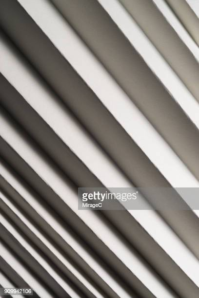 zigzag paper backdrop - tilt stock pictures, royalty-free photos & images