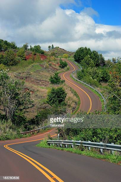 zig-zag road - the slants stock pictures, royalty-free photos & images