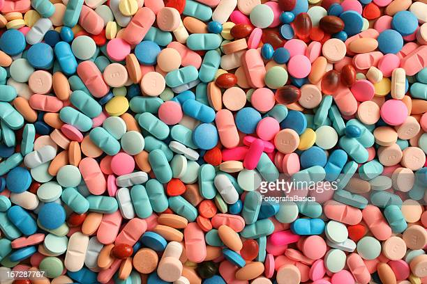 zillion pills - pill stock pictures, royalty-free photos & images