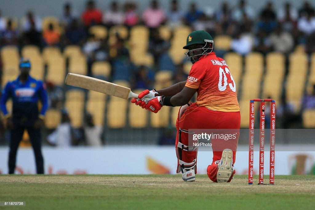 Sri Lanka vs Zimbabwe - 5th ODI match