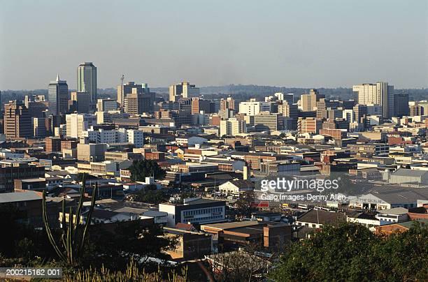Zimbabwe, Harare, cityscape