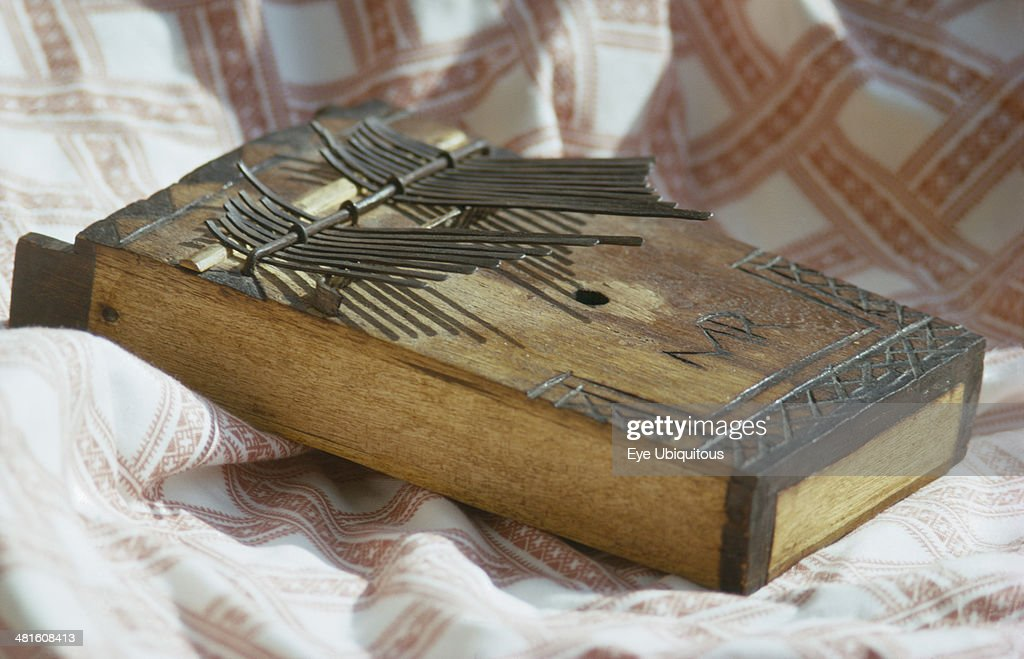 Zimbabwe Music Traditional Musical Instrument Mbira Thumb Piano