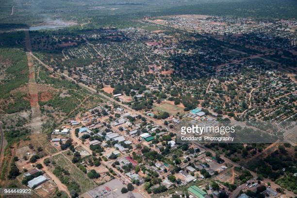 Zimbabwe: Stad van Victoria Falls
